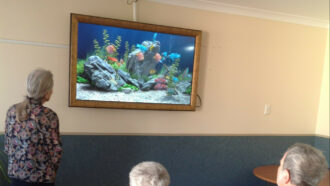 Bethanie Waters now feature Vitual Aquariums