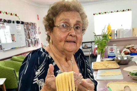 Bethanie West Perth Living Well Centre embraces Italian culture